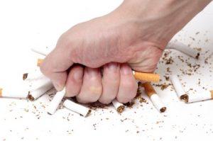 Arrêter de fumer 15 jours avant - traitement cancer du poumon - service chirvtt - bichat
