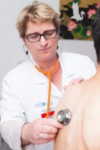 anesthesie-traitement cancer du poumon - service chirvtt - bichat